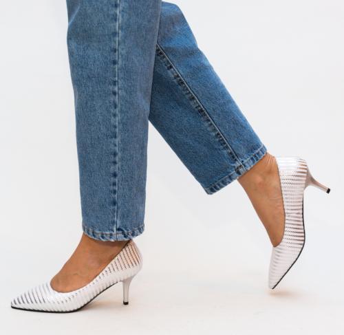 Pantofi Allan Albi - Pantofi depurtat - Pantofi cu toc subtire