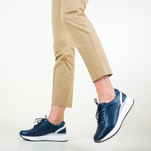 Pantofi Casual Barn Bleumarin - Incaltaminte casual - Pantofi casual