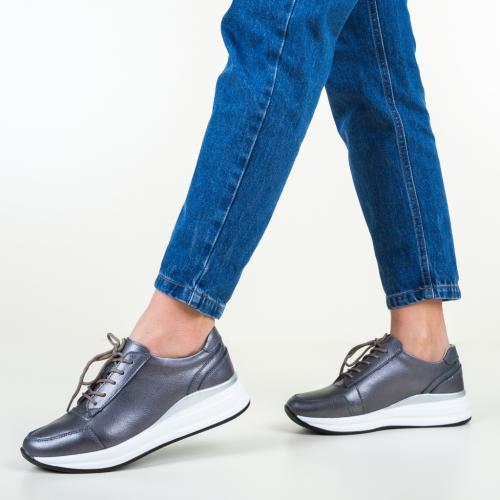 Pantofi Casual Barn Gri - Incaltaminte casual - Pantofi casual