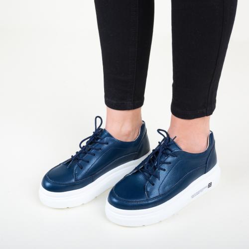 Pantofi Casual Figuer Bleumarin - Incaltaminte casual - Pantofi casual