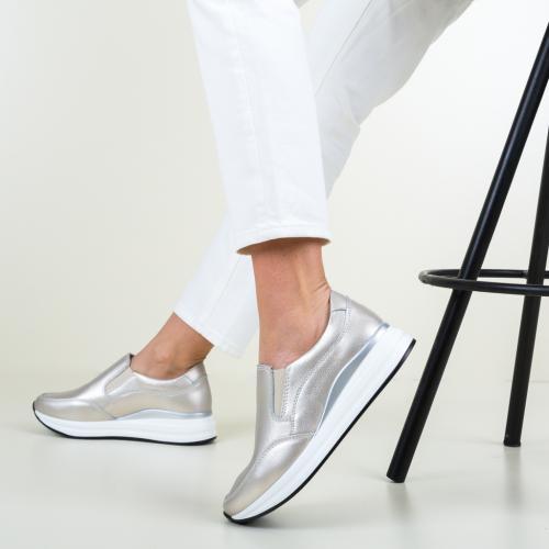 Pantofi Casual Gemma Aurii - Incaltaminte casual - Pantofi casual