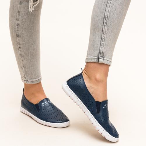 Pantofi Casual Mauritio Bleumarin - Incaltaminte casual - Pantofi casual
