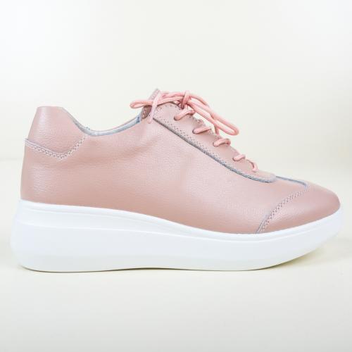 Pantofi Casual Sash Roz - Incaltaminte casual - Pantofi casual