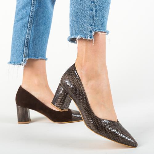 Pantofi Punaka Maro - Pantofi depurtat -