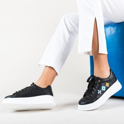 Pantofi Sport Albur Negri - Incaltaminte sport - Pantofi sport