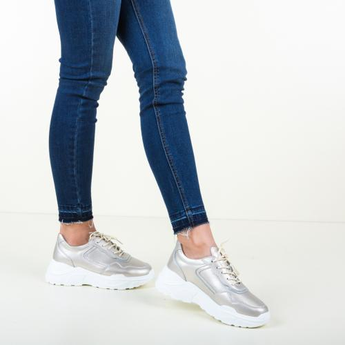 Pantofi Sport Hakim Aurii - Incaltaminte sport - Pantofi sport